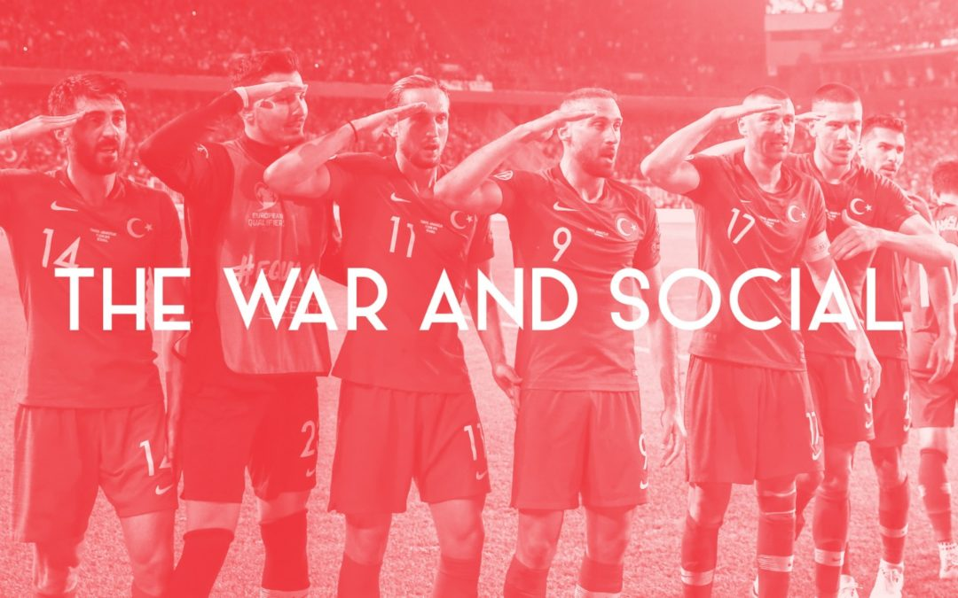 The war and social